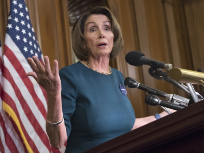 Nancy Pelosi (J. Scott Applewhite / Associated Press)