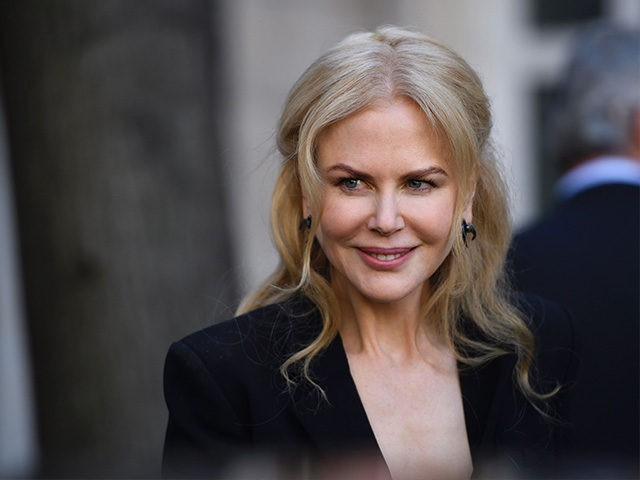 Image result for Kidman says US must support Trump