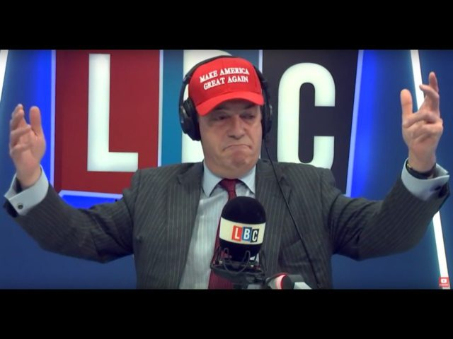 Nigel Farage MAGA