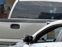 North Houston Robbersy Suspect Shot