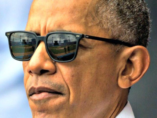Obama Sunglasses AP