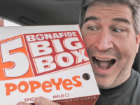 Popeye's Chicken Big Box