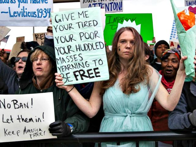 Protest Atlanta AP