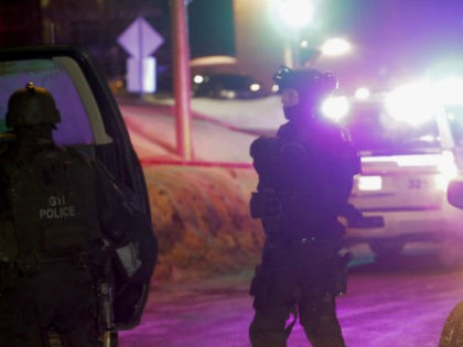 Francis Vachon/The Canadian Press via AP