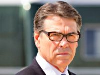 Rick Perry Pissed