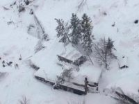 Italy: Avalanche Buries Hotel, 30 People Dead or Missing