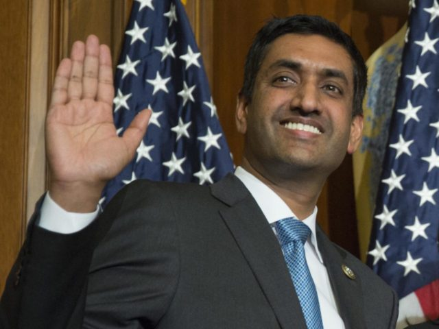 Ro Khanna (Zach Gibson / Associated Press)
