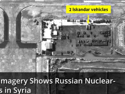 Russian Missiles in Syria ImageSat.com