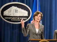 Sally Yates (Pete Marovich / Getty)