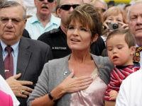 Sarah-Palin-Trig-Palin-AZ-Oct-2010-AP