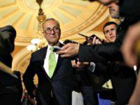 Schumer in Capitol Win McNameeGetty