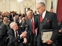 Session, Grassley Conf. Hearing AP