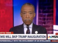 Sharpton: 'The Process' That Elected Trump 'Was Not Legitimate'