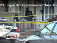 Shooting of Burglar