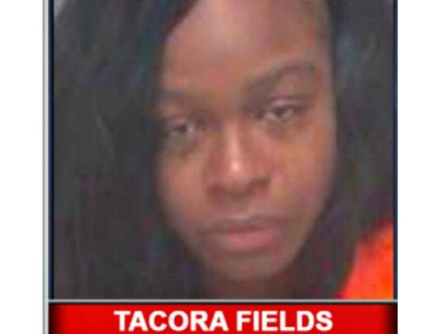 Tacora Fields Arrest Photo
