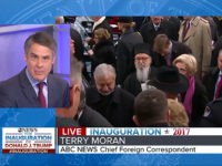 ABC News' Terry Moran: Trump Inauguration Speech Had 'Anti-Semitic Overtones'