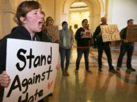 Texas Bathroom Protest