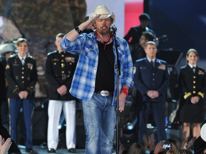 Toby Keith: I Won't 'Apologize' for Performing at Trump Inauguration