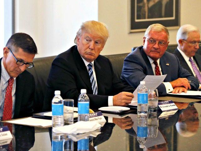 Trump Intel Briefing AP