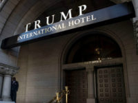Man Burns Himself Attempting to Start Fire Outside Trump Hotel in D.C.