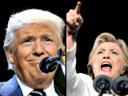Trump Wins Hillary Screams AP