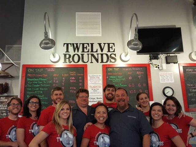 Twelve Rounds Brewery (Facebook)