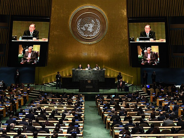 U.N. General Assembly Approves Five Anti-Israel Resolutions