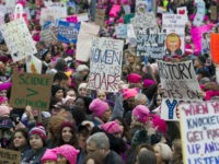 Anti-Trump Marchers 'Mostly White' Women Who Need 'Therapy' After Clinton Loss