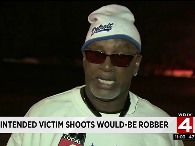 Armed Citizen Threw Wallet, Distracted Suspect: 'That's When I Lit Him Up'