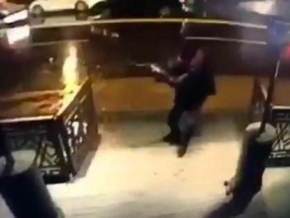 Istanbul's Reina nightclub attack CCTV