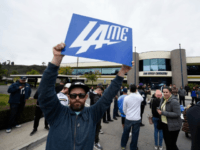 L.A. Chargers logo lame (Denis Poroy / Associated Press)