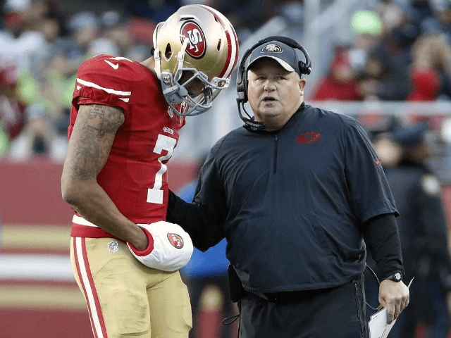 Chip Kelly, Colin Kaepernick