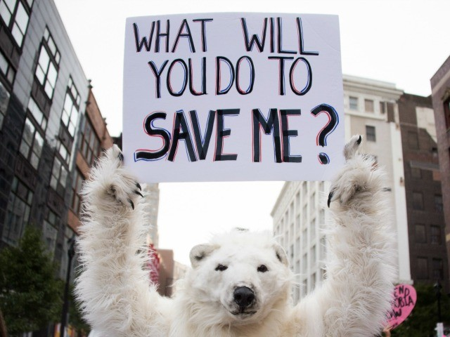 Climate Scientists Spread Panic: 'Ten Years' to Save the Earth