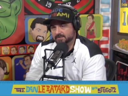 "During Monday's ""The Dan Le Batard Show"" on ESPN Radio, …"