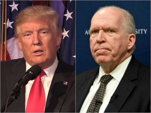 Donald Trump & John Brennan