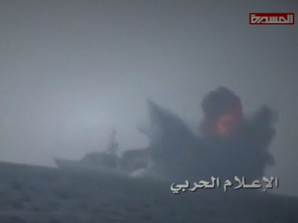Houthis Attack Saudi Frigate Near Yemen, May Have Targeted U.S. Navy