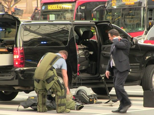 Bomb Squad in D.C.