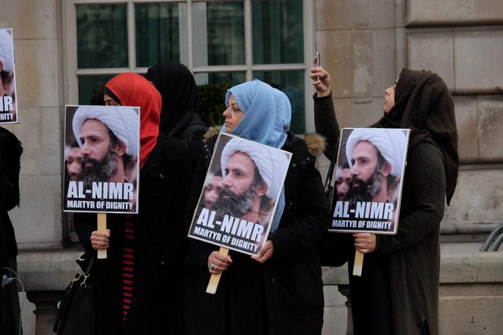 Nimr, saudi, shiite
