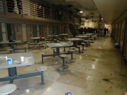 Public Safety Secretary: Rioting Massachusetts Inmates Were 'Getting Ready for War'