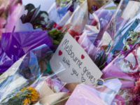 People flocked to Melbourne GPO to lay floral tributes and mourn for the victims of the Bourke Street attack on January 22, 2017 in Melbourne, Australia. Five people, including an infant, were killed and more than 25 are injured after a man deliberately drove his car into pedestrians in Bourke …