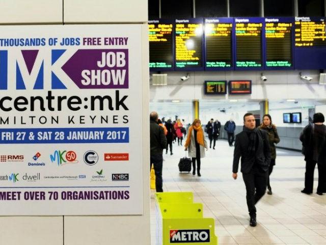 MILTON KEYNES (UNITED KINGDOM) (AFP)- It's got money, jobs and …