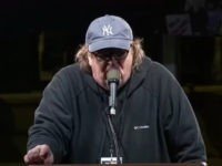 Michael Moore: Trump 'Will Not Last the Four Years'