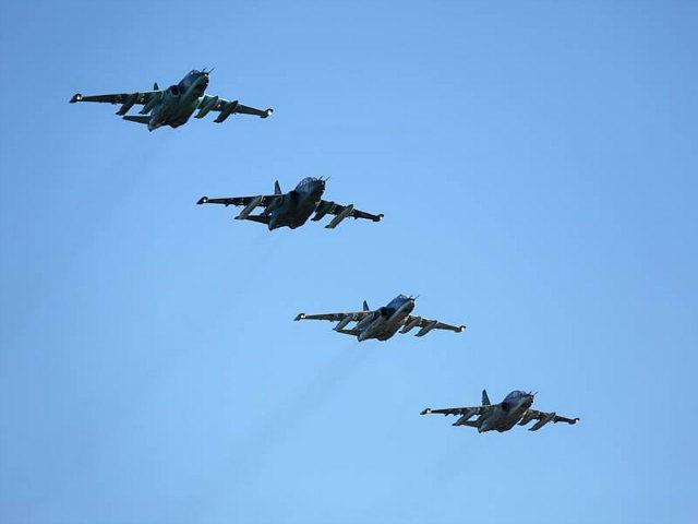 Australia Halts Airstrikes in Syria Over Russian Threats