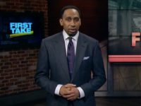 "ESPN ""First Take"" host Stephen A. Smith weighed in on …"
