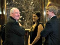 sonny perdue-Trump Tower-Getty