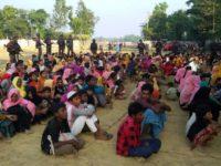 Areas of Rakhine in Myanmar have been in lockdown since October, sending tens of thousands of the Rohingya minority fleeing to Bangladesh