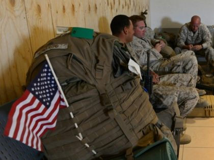 US Marines left Helmand province in Afghanistan in 2014 as NATO withdrew its forces and let Afghan troops lead the fight against the Taliban
