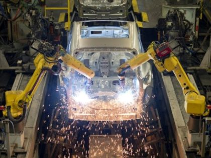 Automation has transformed the productivity of manufacturing since industrial robots first started painting, cutting, welding and assembling in the 1960s