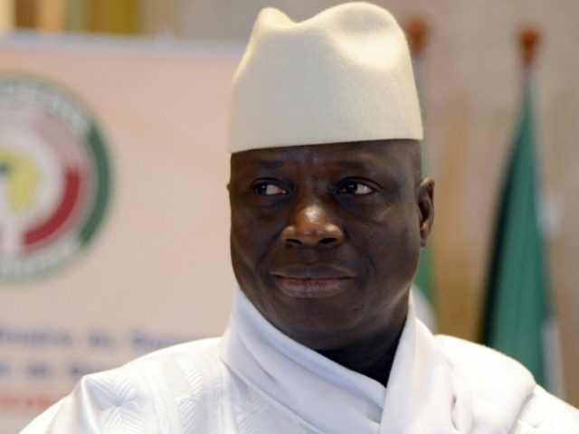 Gambian President Yahya Jammeh has been told to stand down after 22 years in power