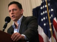 Peter Thiel: FBI, CIA Must Investigate 'Treasonous' Google
